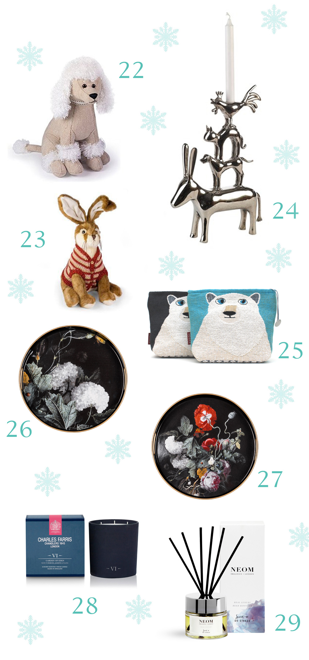 Jenny Blanc - Fabulous Gifts and Decorations 2017 Gift Guide3