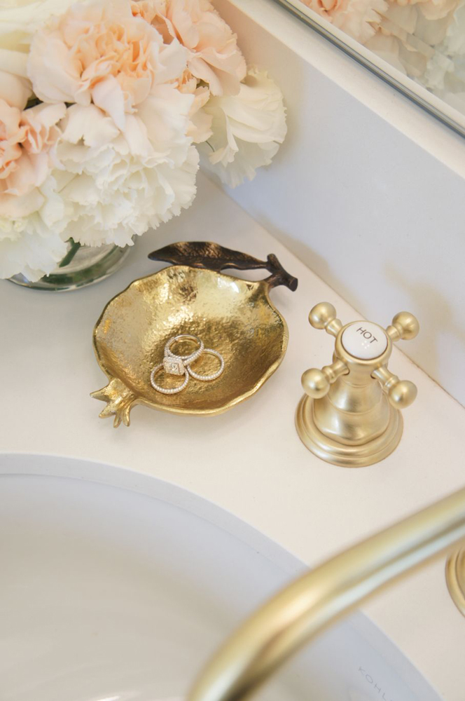 Jenny Blanc Blog - Pomegranate Catchall
