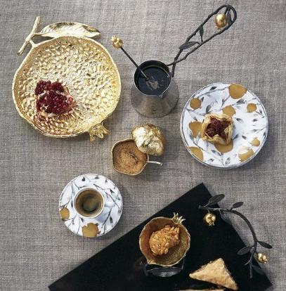 Jenny Blanc Blog - Pomegranate Tableware