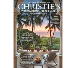 Jenny Blanc - Press - Christies International Real Estate - December 2015