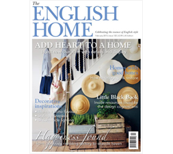 Jenny Blanc - Press - The English Home - February 2015