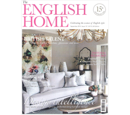 Jenny Blanc - Press - The English Home - September 2015