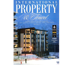 Jenny Blanc - Press - International Property Travel - April 2014