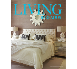 Jenny Blanc - Press - Living Barbados - November 2014