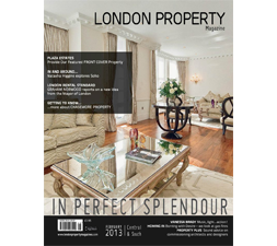Jenny Blanc - Press - London Property Magazine - February 2013