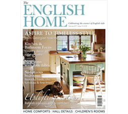 Jenny Blanc - Press - The English Home - February 2011