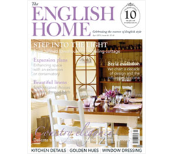 Jenny Blanc - Press - The English Home - April 2010
