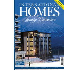 Jenny Blanc - Press - International Homes - December 2010