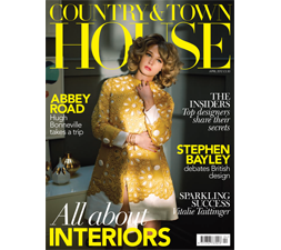 Jenny Blanc - Press - Country & Town House - April 2012