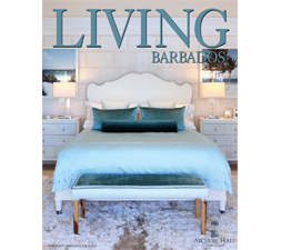 Jenny Blanc - Press - Living Barbados - April 2012