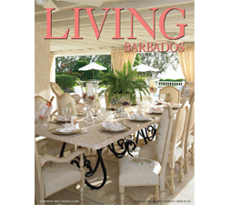 Jenny Blanc - Press - Living Barbados - December 2011