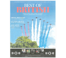Jenny Blanc - Press - MOS Best of British June 2017