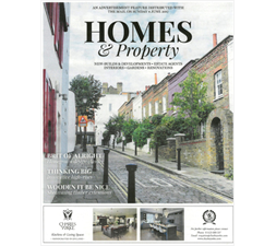Jenny Blanc - Press - MOS Homes and Property June 2017