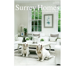 Jenny Blanc - Press - Surrey Homes February 2017