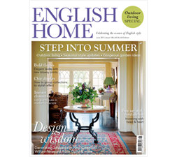 Jenny Blanc - Press - The English Home - June 2017
