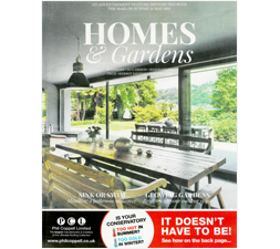 Jenny Blanc - Press - MOS Homes and Garden May 2017