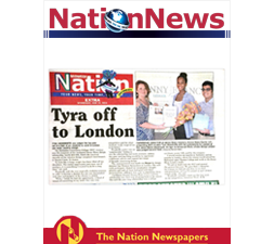Jenny Blanc - Press - Nation News Midweek - June 2014