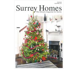 Jenny Blanc - Press - Surrey Homes - December 2016