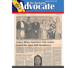 Jenny Blanc - Press - The Business Advocate - November 2015