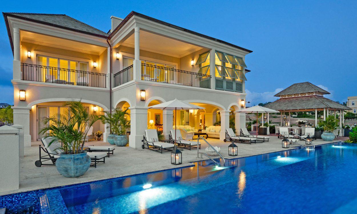 Jenny Blanc - Projects - Luxury West Coast Villa Image 027b