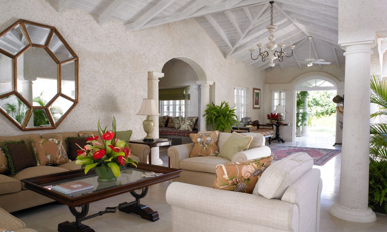 Jenny Blanc - Projects - Traditional Residence Caribbean Image 2754b