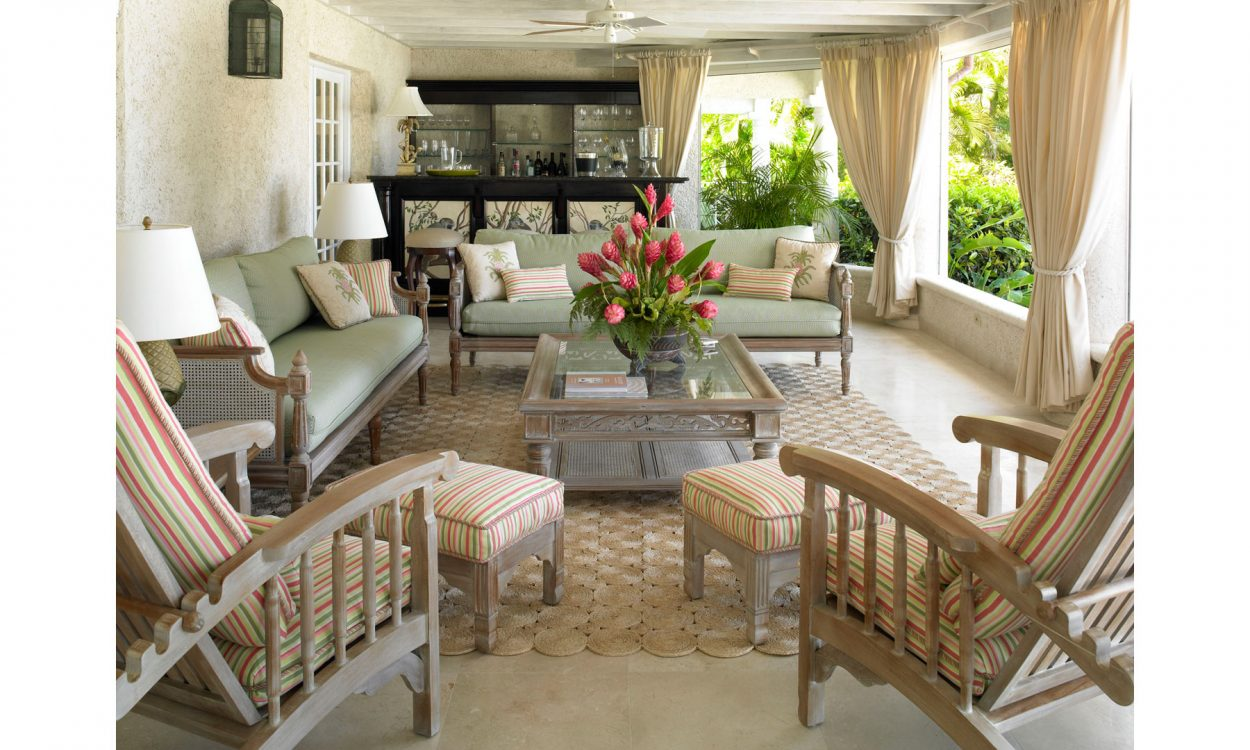 Jenny Blanc - Projects - Traditional Residence Caribbean Image 2819b