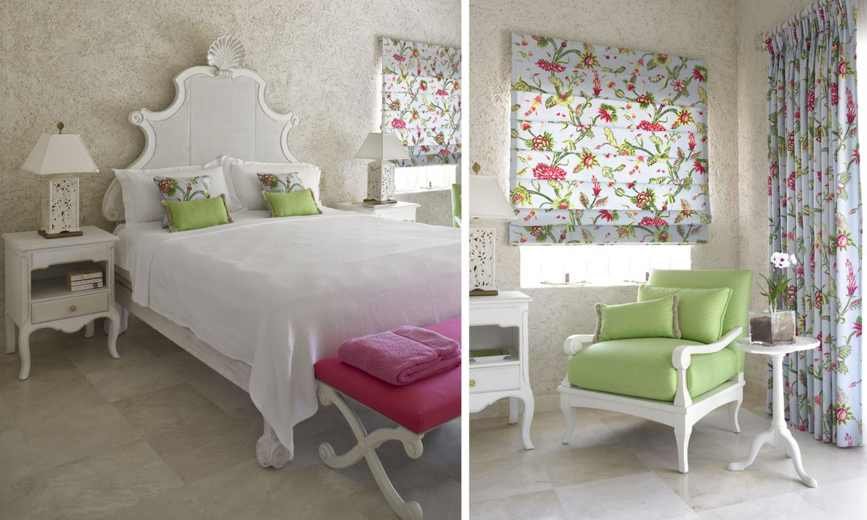 Jenny Blanc - Projects - Traditional Residence Caribbean Image a-b