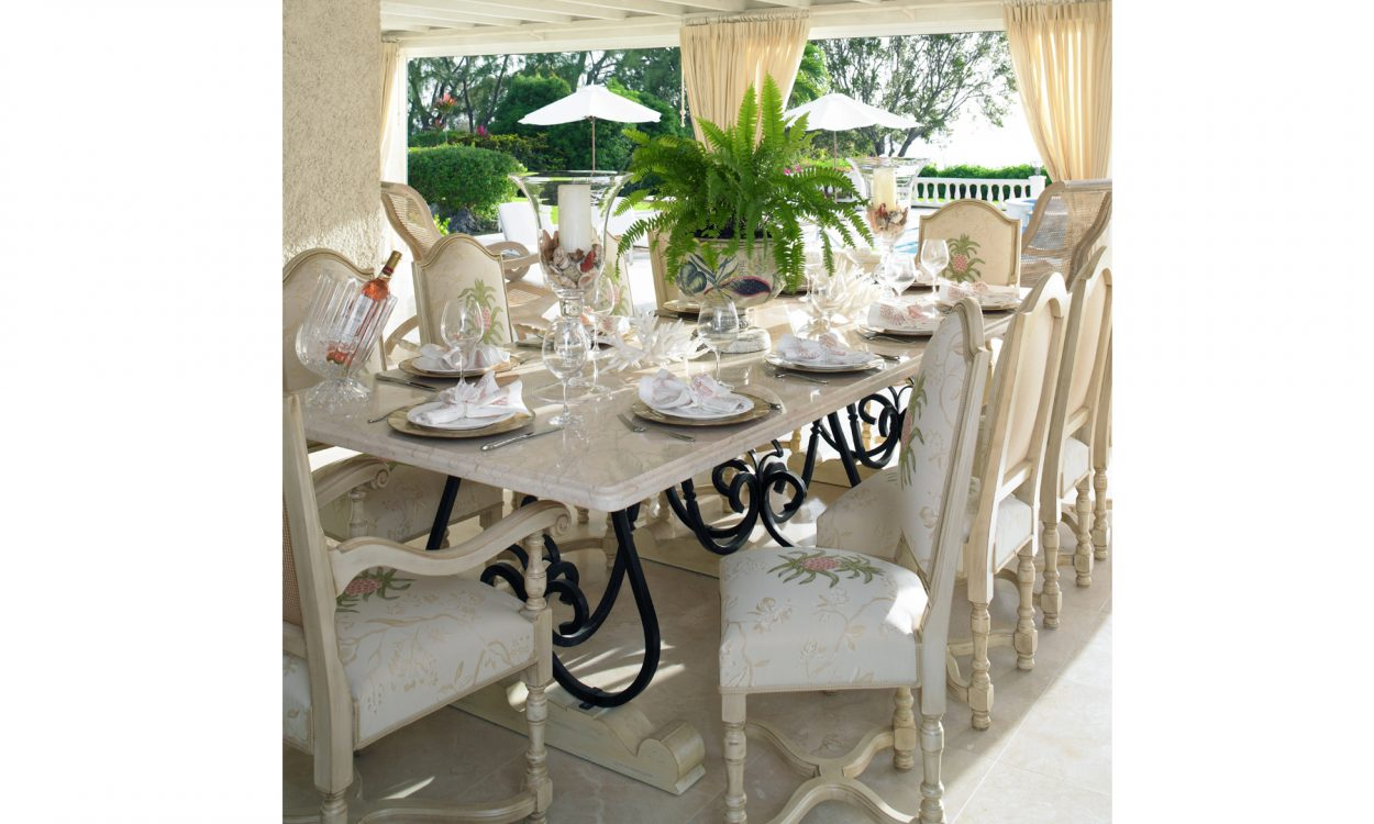 Jenny Blanc - Projects - Traditional Residence Caribbean Image 022d