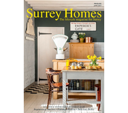 Jenny Blanc - Press - Surrey Homes June 2017