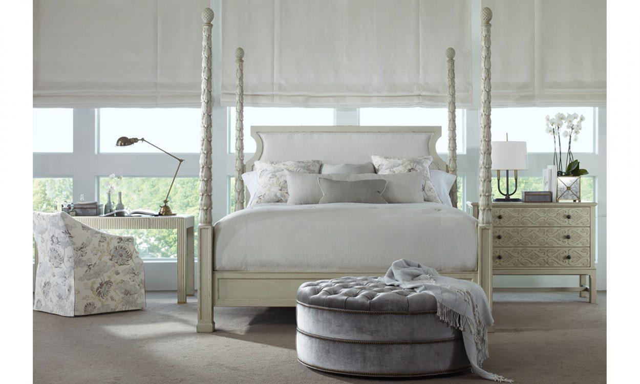 Jenny Blanc Interiors - Brand Partners - Century - Classic Bedroom