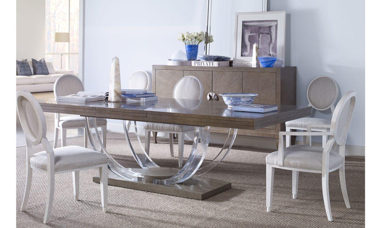 Jenny Blanc Interiors - Brand Partners - Century - Classic Dining Room