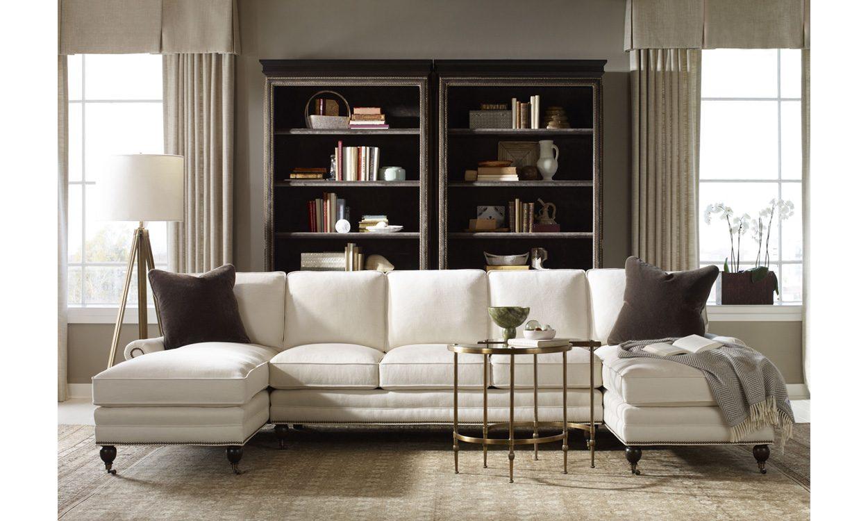 Jenny Blanc Interiors - Brand Partners - Century - Classic Living Room
