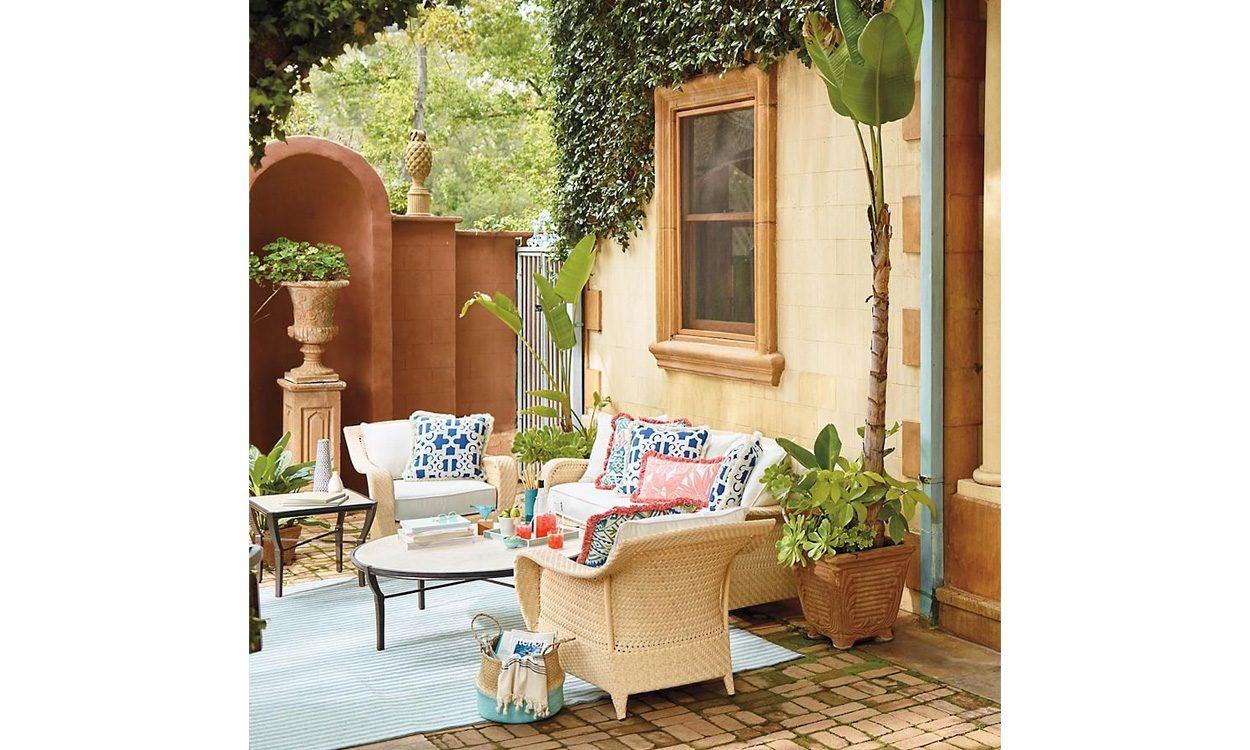 Jenny Blanc Interiors - Brand Partners - Century - Palm Beach Outdoor Furniture