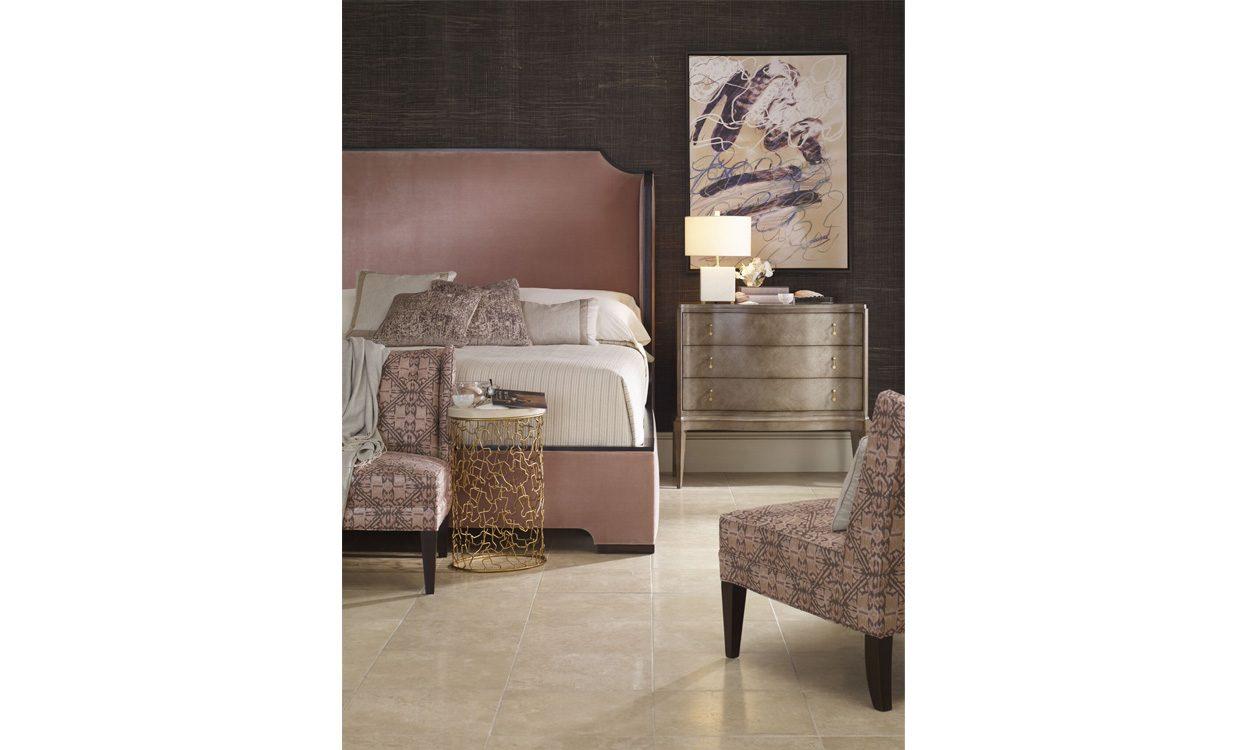 Jenny Blanc Interiors - Brand Partners - Century - Transitional Bedroom