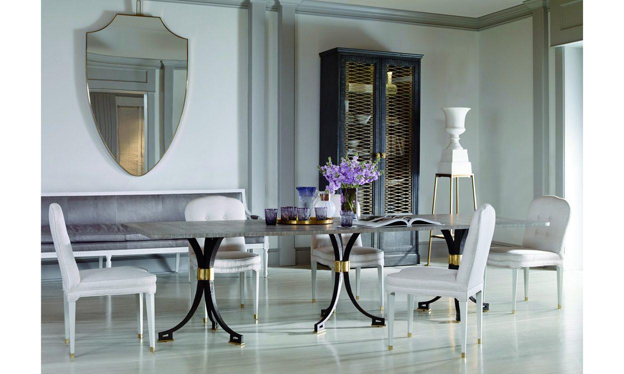 Jenny Blanc Interiors - Brand Partners - Century - Windsor Dining Room