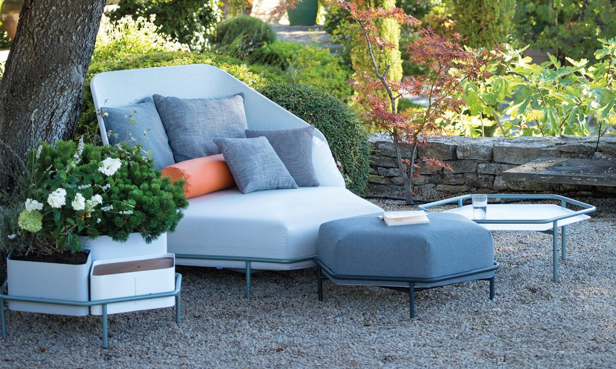 Jenny Blanc Interiors - Brand Partners - Ego Paris - Hive Outdoor Furniture