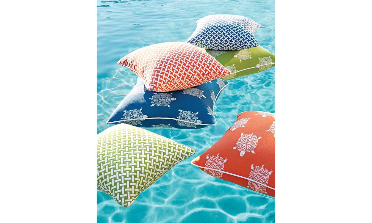 Jenny Blanc - Brand Partners - Thibaut Fabrics - Turtle Bay Fabric Collection