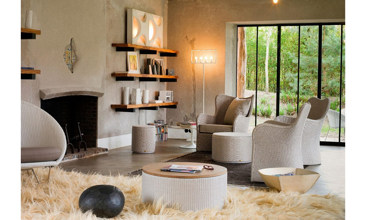 Jenny Blanc Interiors - Brand Partners - Vincent Sheppard - Butterfly Lounge Chair