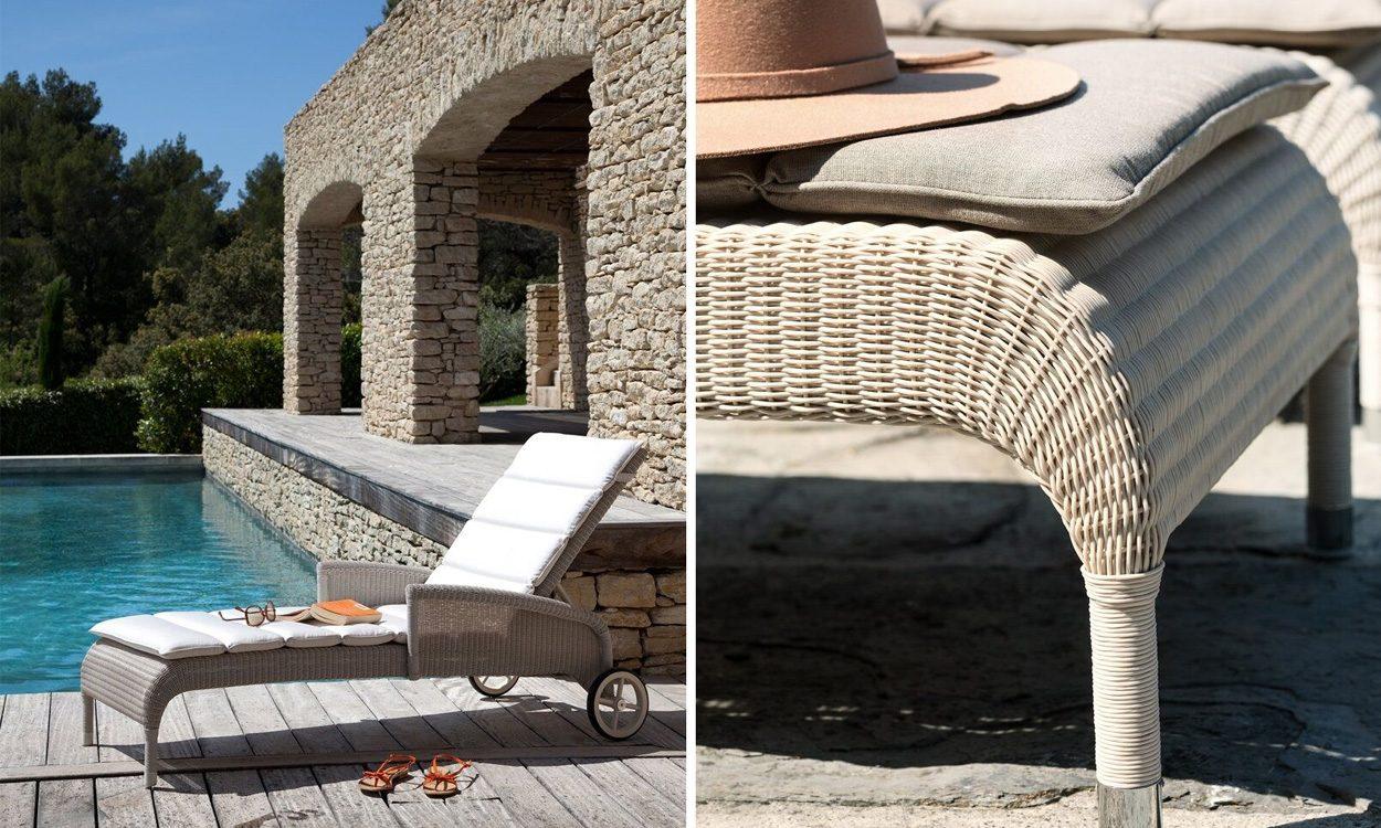 Jenny Blanc Interiors - Brand Partners - Vincent Sheppard - Safi Sun-Lounger