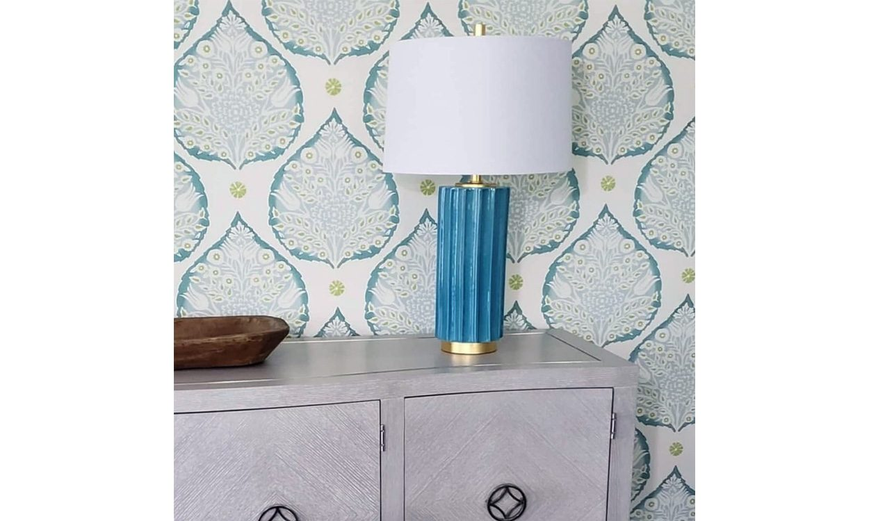 Jenny Blanc Interiors - Brand Partners - Wildwood Home - Table Lamp