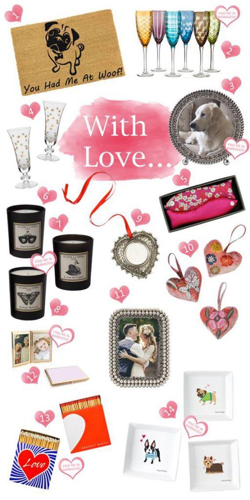 Jenny Blanc Blog - 14 Valentine Gifts
