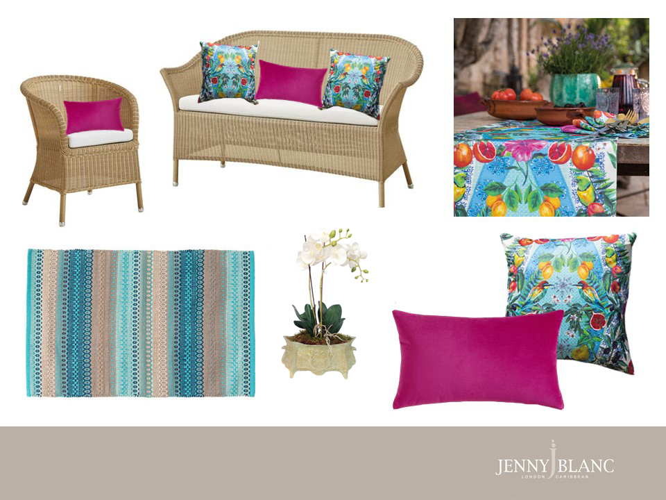 Jenny Blanc Blog - Outdoor Living Made Easy