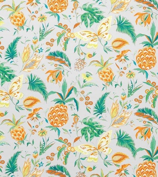 Jenny Blanc Blog - Tropical Trip - Habana Fabric